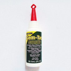 Klijai akutėms klijuoti Gem-Tac 59 ml.